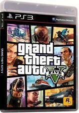 Grand Theft Auto V PS3 game (2013)