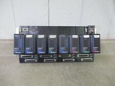 Foxboro Rack Amp 8 Modules Fbm241fbm207fbm243fbm204 9241005g Used