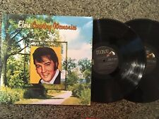 ELVIS PRESLEY - Country Memories - 2 LP set - R244069 - Vinyl LP