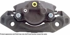 "Wagner TQM25040 W/Pads Disc Brake Caliper Front Left 91-95 Caravan W/14"" Wheels"