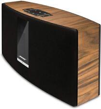 balolo® Echtholz-Cover für Bose SoundTouch 30 Case Skin Schutz-Hülle Zubehör