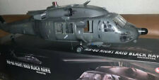 1/18 Bbi Elite Force Limited Edition Mh-60 Night Raid Black Hawk Helicopter.