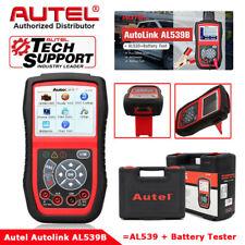 Car Battery Load Tester Digital Analyzer Cranking Charging Test 12V Autel AL539B
