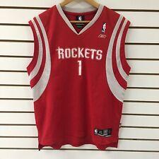 Houston Rockets Tracy McGrady Basketball Jersey Size 2 Xl Reebok