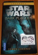 STAR WARS DARK PLAGUEIS James Luceno 115 Edition Française POCKET 2016
