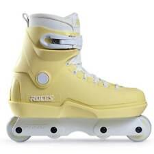 Roces M12 Lo Team Citrus Aggressive Inline Skates Mens 12.0 NEW