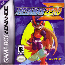 Mega Man Zero - Nintendo Game Boy Advance