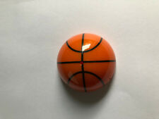 BASKETBALL DOME POPPER 42MM 1 PC POP BALL PUSH FLY NOVELTY TRICK TOY GAG KIDS
