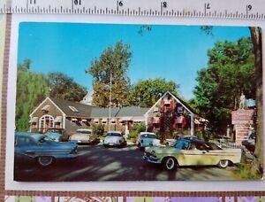 SAMOSET HOUSE, PLYMOUTH, MASS / MA -1958 DODGE CORONET