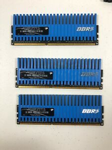 1GB  PC PC3 DDR3 DDR PC3-12800U DDR3-1600 12800 1600 240PIN Patriot