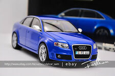 MINICHAMPS 1:18 AUDI RS4 blue