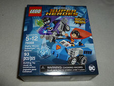 New In Box Lego Dc Comics Super Heroes 76068 Mighty Micros Superman Vs Bizarro >