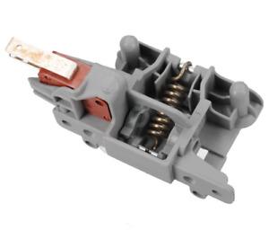 Véritable Hotpoint & Indesit Lave-Vaisselle Serrure Interrupteur Mécanisme