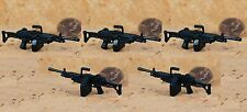GI Joe 1:18 Action Figure 3.75 US Military M249 Light Machine Gun LMG G19_F 5pcs
