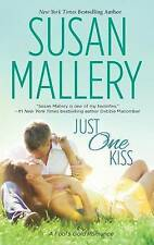 Just One Kiss (Fool's Gold Romance), Mallery, Susan, Very Good Book