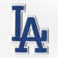 Los Angeles Dodgers II iron on patch embroidered patches applique