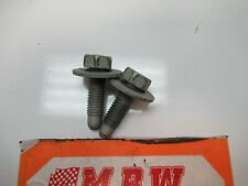 FRONT SEAT TRACK BUCKET TO FLOOR SET OF 2 BOLTS LEFT RIGHT fits COBALT G5 HHR SS