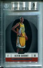 2006-07 Topps Finest Kevin Durant  Refractor #372/539 BGS 9 MINT XRC