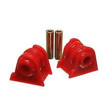 Energy Suspension Bushing set engine mount pair red 2-1104R