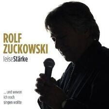 ROLF ZUCKOWSKI - LEISESTÄRKE  CD ++++++++NEU