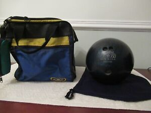 Bowling Ball, Columbia 300, 9lb, inc 2 bags.1995