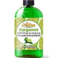 Artizen Bergamot Essential Oil (100% PURE & NATURAL - UNDILUTED) - 1oz