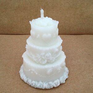 Wedding Favour Candles, Wedding Cake Candle, Wedding Candle, Candle Favours