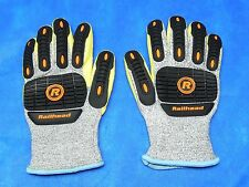Railhead Work Safety Level 5 Gloves SIZE - S Cut Resistant SIZE SMALL