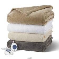 The Best Heated Electric Blanket Heat King Natural Color