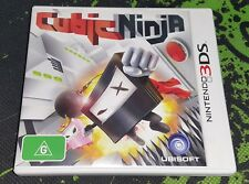 Cubic Ninja on 3DS