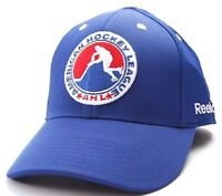 Reebok AHL American Hockey League Logo Stretch Fit Cap Hat  OSFM