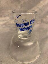 Traverse City Michigan Shot Glass