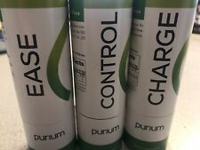 PURIUM Sprays- CHARGE, CONTROL AND EASE.