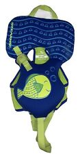Stearns Infant Puddle Jumper Life Jacket Hydroprene Blue/Green Up to 30lbs