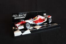 Minichamps Panasonic Toyota Racing TF105 2005 1:43 #17 Ralf Schumacher (GER)