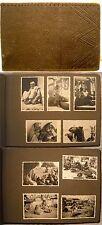 ALBUM 61 FOTO Viaggi Militaria LIBIA - ANNI '30