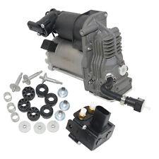 Air Suspension pump Fit  BMW X5 4.4L 3.0L 4.8L 2007-2012 37206859714