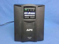 APC Smart UPS SMT1000I, Tower-USV, 670W, generalüberholt, neue CSB-Markenakkus!!