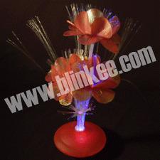 Fiber Optic Flower Centerpiece