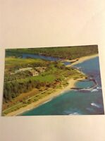 Hawaii Aloha Beach Hotel Kauai Postcard Beach Wailua Meets The Sea Chrome