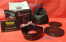HD3 HIGH DEFINITION PRO 0.43x WIDE ANGLE LENS W/MACRO 58mm, LIMITED EDITION!