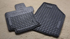 Toyota Venza 2009-  2012 Rubber All Weather Floor Mat Set - OEM NEW!
