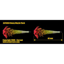 Armorcast ACFX004 Heavy Muzzle Flash (2) Cinematic Effects Firearm Weapon Bits