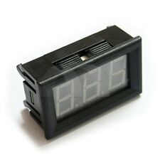"0.56""  Red LED Digital DC Ammeter AMP Mini Current Panel Meter DC 0-10A"