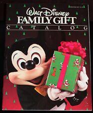 Christmas Gift Catalog Walt Disney Dollars 1987 Disneyland Snow White 50th Anniv