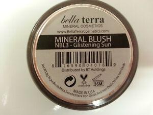 Bella Terra Cosmetics Mineral Blush 9g - Multiple Shades