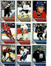2005-06 Upper Deck Young Guns PICK YOUR SINGLES LOT WOW FLAT SHIPPING RATE