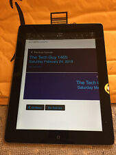 Apple iPad 3 3rd Generation A1416 - Wifi Black And silver - 16GB