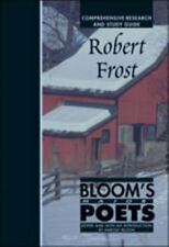 Robert Frost (Bloom's Major Poets)  Library Binding