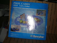 "Sevylor inflatable pool caddy PB18  floatable water NEW air vtg 27"" by 18"""